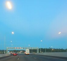 UFO Freeway by FangFeatures