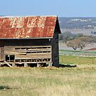 farming country shed by SharronS