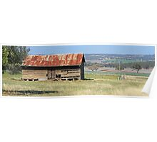 farming country shed Poster