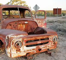 luxury vehicle, Lightning Ridge style by SharronS