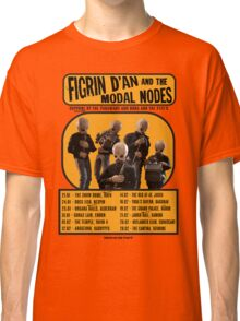 The Cantina Band Tour Poster Classic T-Shirt