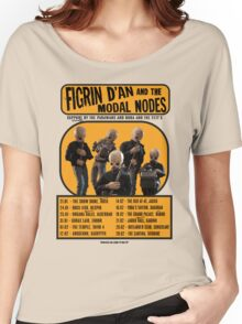 The Cantina Band Tour Poster Women's Relaxed Fit T-Shirt
