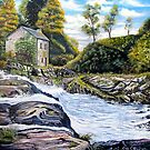 The Mill on the River by © Linda Callaghan