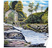 The Mill on the River Poster