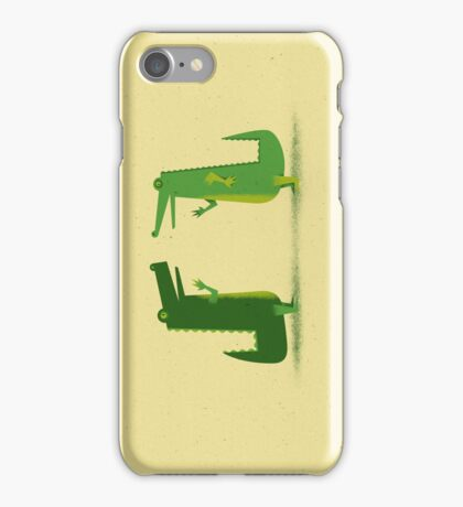 Later Gator iPhone Case/Skin