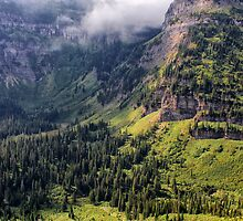 Glacier National Park 2 by Charles Kosina