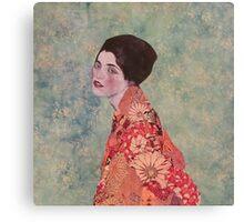 Klimt Series 1 Canvas Print