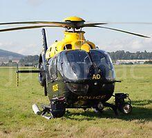 Police Scotland Chopper: On Standby by justbmac