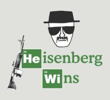 Heisenberg Wins - Breaking Bad  by JohnFlickster