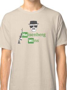 Heisenberg Wins - Breaking Bad  Classic T-Shirt
