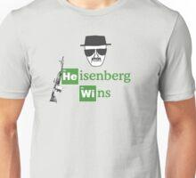 Heisenberg Wins - Breaking Bad  Unisex T-Shirt