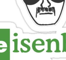 Heisenberg Wins - Breaking Bad  Sticker