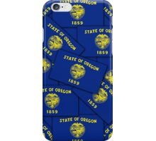 Smartphone Case - State Flag of Oregon - Multiple II iPhone Case/Skin