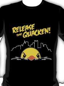 Release The Quacken T-Shirt