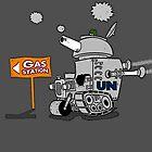 GAS LEAK.. by dawnandchris
