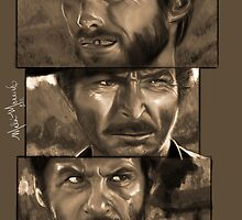 The Good, The Bad, The Ugly by MelloMarrero