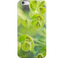 Green is the color of Spring iPhone Case/Skin