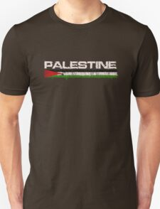 Palestine with Falg T shirts, iphone Covers and Cards T-Shirt