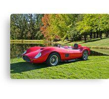 1959 Dino Ferrari 196S II Canvas Print
