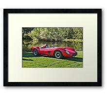 1959 Dino Ferrari 196S III Framed Print
