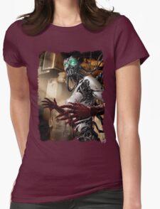 Cyberpunk 055 Womens Fitted T-Shirt