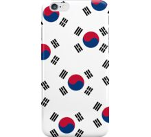 Smartphone Case - Flag of South Korea - III iPhone Case/Skin
