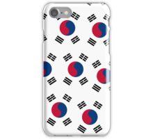 Smartphone Case - Flag of South Korea - IV  iPhone Case/Skin