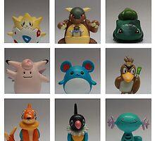 Pokemon Poster by Jack Butcher