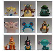 Pokemon Poster Photographic Print