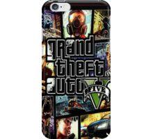 Grand Theft Auto V iPhone Case/Skin