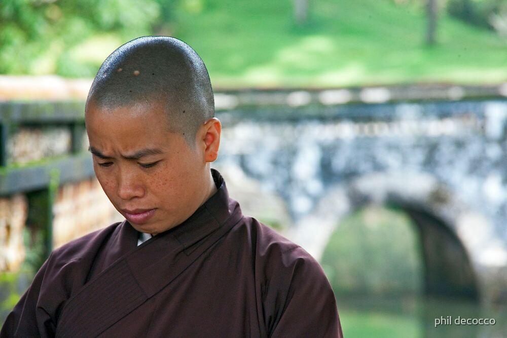Meditation by phil decocco