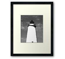 Ocracoka Light Framed Print