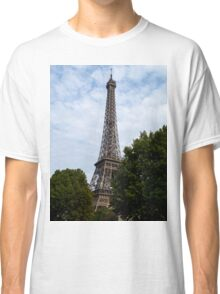 Eiffel Tower, Paris Classic T-Shirt
