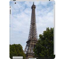 Eiffel Tower, Paris iPad Case/Skin