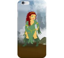 Warrior Woman iPhone Case/Skin