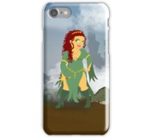 Warrior Woman iPhone Case/Skin