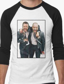 Breaking Bad - Suits Men's Baseball ¾ T-Shirt
