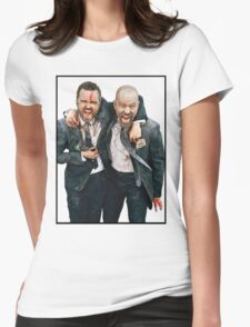 Breaking Bad - Suits Womens Fitted T-Shirt
