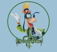 Goofy - Kingdom Hearts III Baby Tee