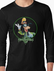Goofy - Kingdom Hearts III Long Sleeve T-Shirt