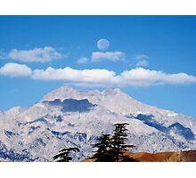 Mount Whitney Photographic Print