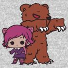 Annie and Tibbers by LucieDesigns