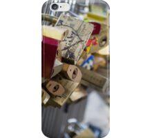 Parisian Love Padlock iPhone Case/Skin