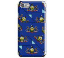 Smartphone Case - State Flag of Pennsylvania - Multiple III iPhone Case/Skin