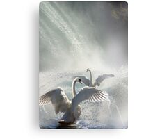 Water Dance Canvas Print