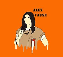 Alex Vause by theleafygirl