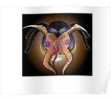 Spider-Monster Poster