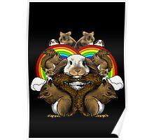 Small Mammals Poster