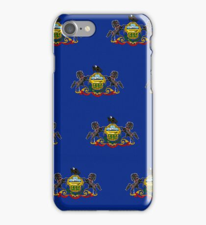 Smartphone Case - State Flag of Pennsylvania V iPhone Case/Skin