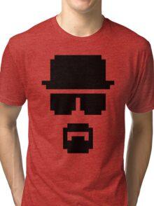 Pixel Heisenberg Tri-blend T-Shirt